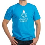 Keep Calm Ghost Hunt (Parody) T