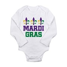 Mardi Gras Gift Baby Outfits