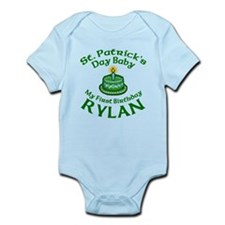 RYLAN Personalized Infant Bodysuit