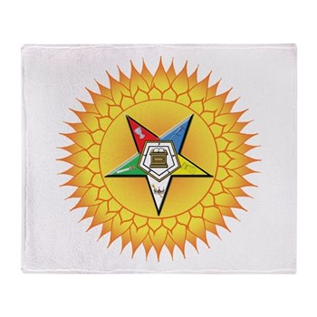 OES In the Sun Throw Blanket