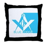 Masons Throw Pillow