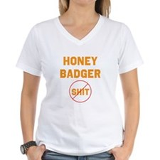 Honey Badger Don't Give a Shi Shirt