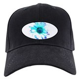 Flowers Pop Art/Butterflies Baseball Cap