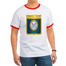 """Connecticut Gold"" T"