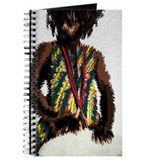Tribal Drummer 1 Drum Journal