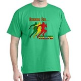Ethiopia Running T-Shirt