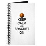 Keep Calm and Basketball Journal