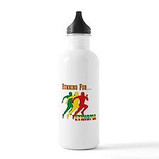 Ethiopia Running Water Bottle