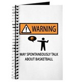 Spontaneously Talk Basketball Journal
