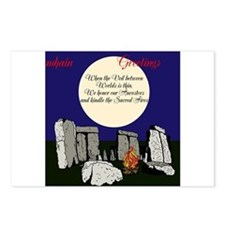 Samhain Postcards (Package of 8)