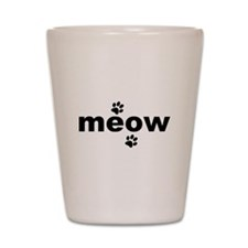 Funny Kittens Shot Glass