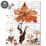 Merian Dutch Tulip Puzzle