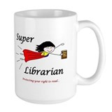 Librarian Large Mug (15 oz)