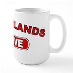 Netherlands Native Large Mug