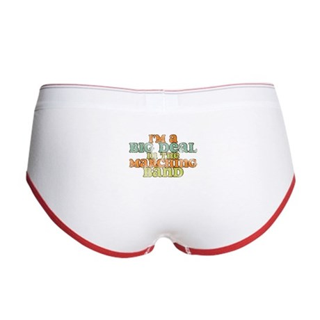 Big Deal in the Marching Band Women's Boy Brief
