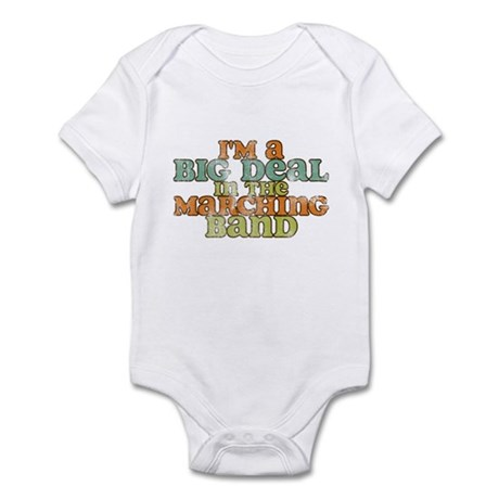 Big Deal in the Marching Band Infant Bodysuit