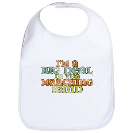 Big Deal in the Marching Band Bib