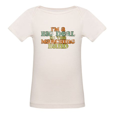 Big Deal in the Marching Band Organic Baby T-Shirt