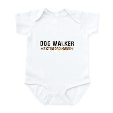 Dog Walker Extraordinaire Infant Bodysuit