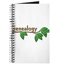 Genealogy Branch Journal