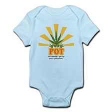 pot / weed t-shirts Onesie
