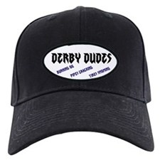 demolition derby Baseball Hat