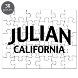 Julian California Puzzle
