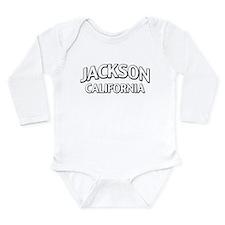 Jackson California Onesie Romper Suit