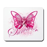 Survivor - Breast Cancer Mousepad
