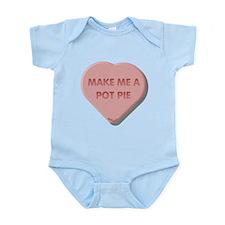 Adult Candy Infant Bodysuit