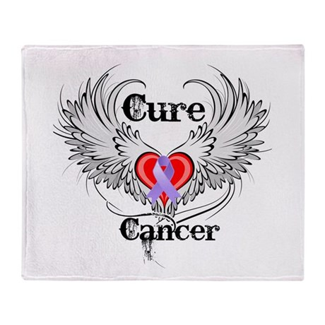 Cure Cancer Stadium Blanket