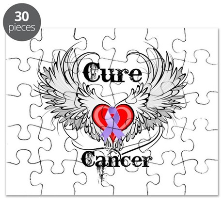 Cure Cancer Puzzle