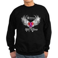 Cure GIST Cancer Sweatshirt