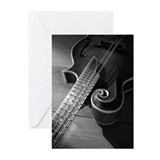 Mandolin Too Greeting Cards (Pk of 10)