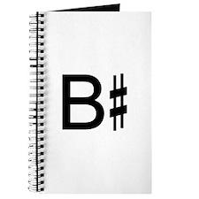 Be Sharp! Journal