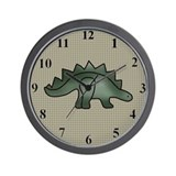Dinosaur Wall Clock