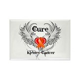 Cure Kidney Cancer Rectangle Magnet (10 pack)