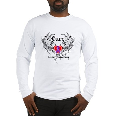 Cure Leiomyosarcoma Long Sleeve T-Shirt