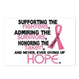 © Supporting Admiring 3.2 Breast Cancer Shirts Pos
