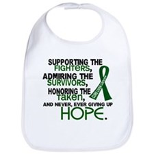 © Supporting Admiring 3.2 Liver Cancer Shirts Bib