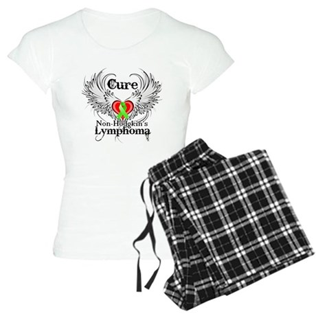 Cure Non-Hodgkins Lymphoma Women's Light Pajamas