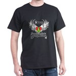Cure Non-Hodgkins Lymphoma Dark T-Shirt