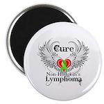Cure Non-Hodgkins Lymphoma Magnet