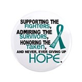 © Supporting Admiring 3.2 Ovarian Cancer Shirts 3.