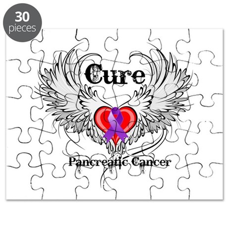 Cure Pancreatic Cancer Puzzle