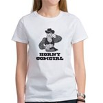 Horny Cowgirl Women's T-Shirt