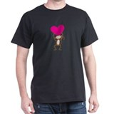 Monkey Heart T-Shirt