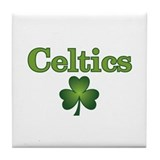 Celtics Tile Coaster