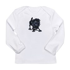 Affenpinscher Lover Long Sleeve Infant T-Shirt