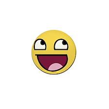 Cute Memes Mini Button